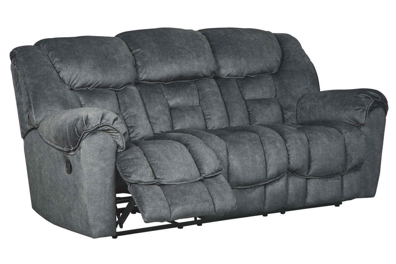 Ashley Capehorn Reclining Sofa (769)