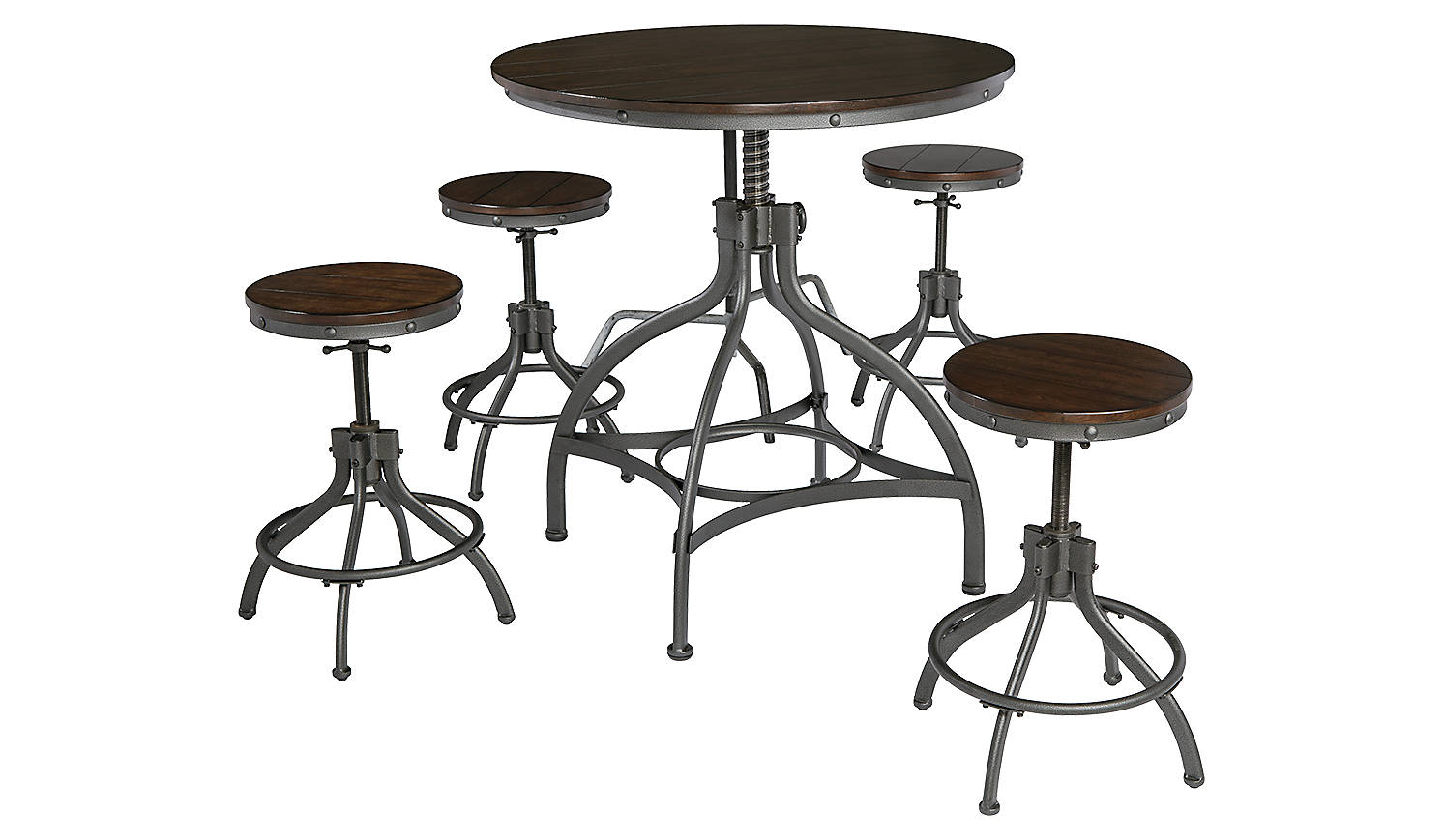 Odium Dining Table (D284)