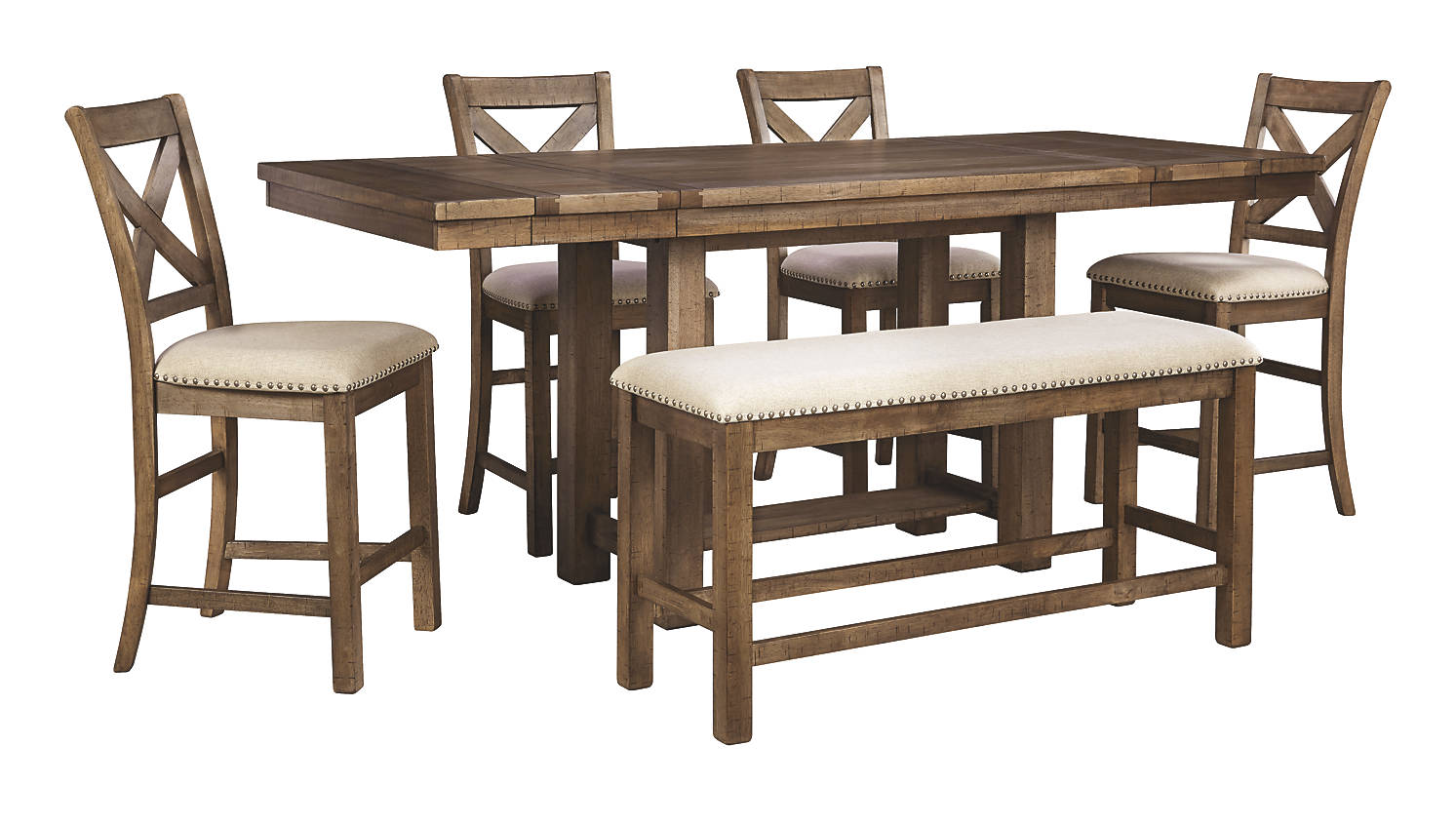 Moriville Counter Table (D631)