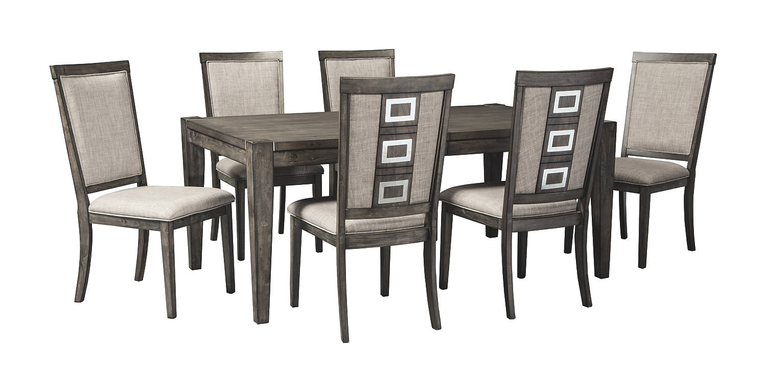 Chadoni Dining Table (D624)