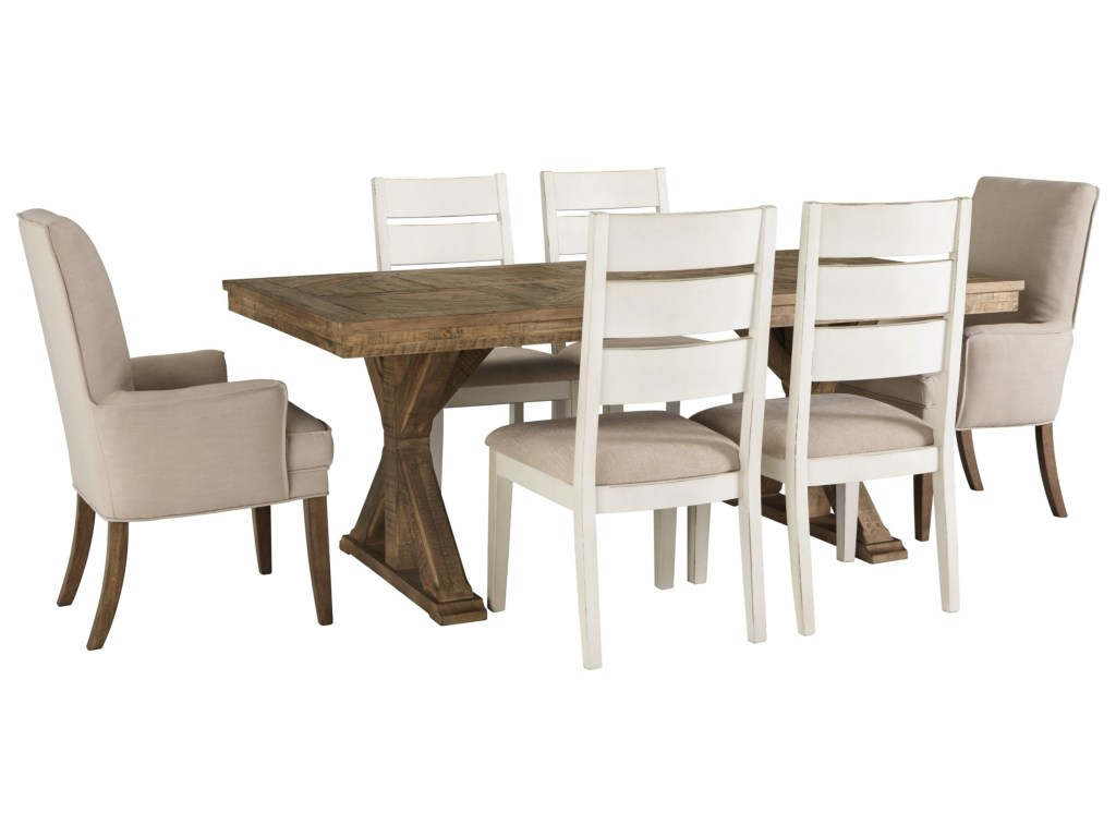 Grindleburg Dining Table (D754)