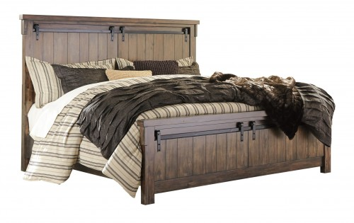 Lakeleigh Panel Bed (B718)