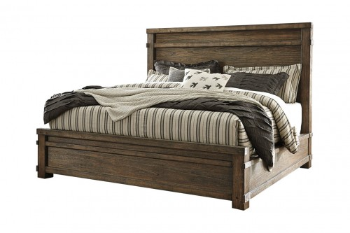 Leystone Panel Bed (B614)