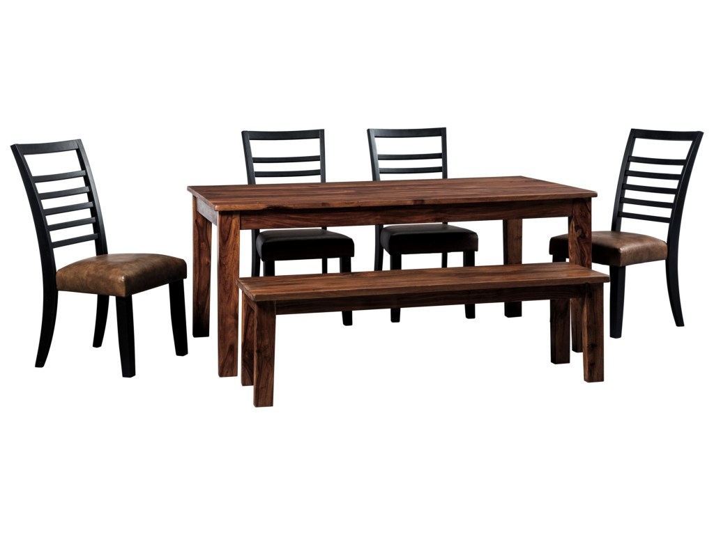 Manishore Dining Table (D648)